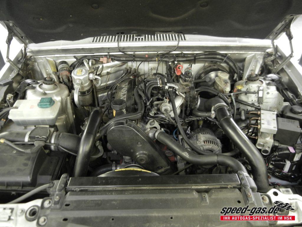 Wonderbaarlijk Volvo 940 mit LPG Autogas Umrüstung – speed-gas.de HQ-69
