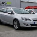 Opel Astra 1.4 Turbo mit LPG Autogas