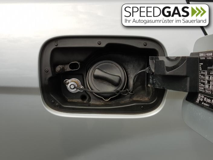 Minibetankung LPG Autogas