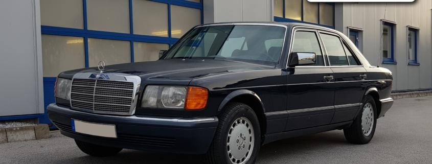 Mercedes W126 LPG