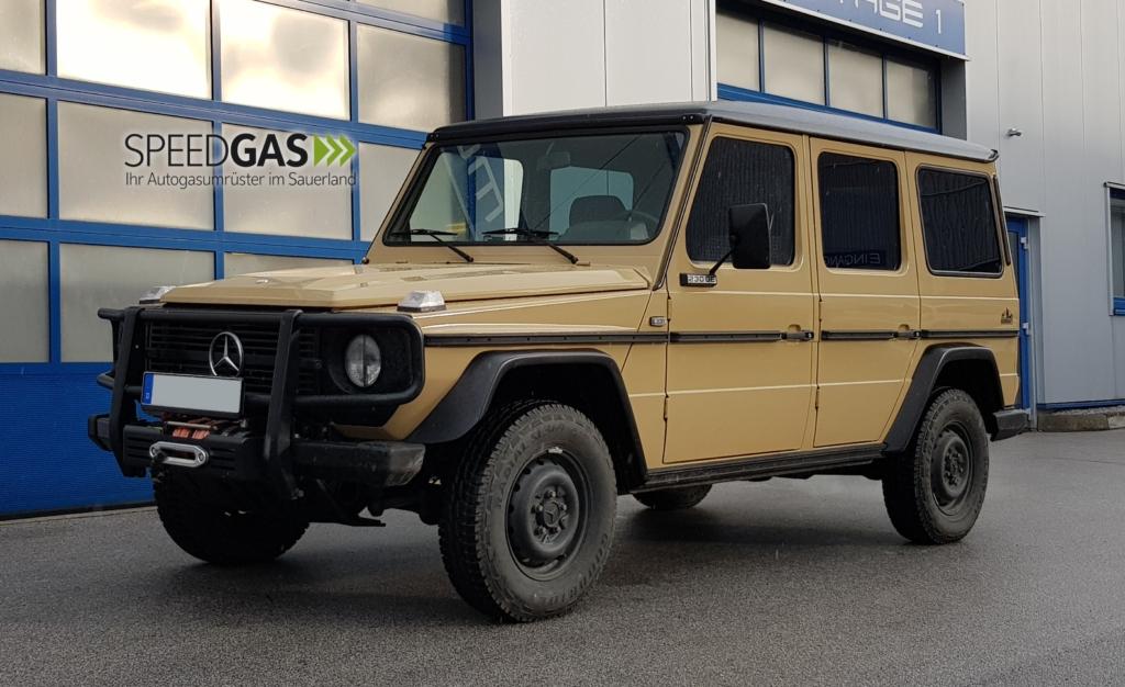 Mercedes Benz GE230
