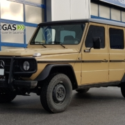 Mercedes Benz GE230