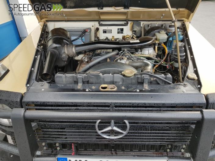 Mercedes Benz G-Modell