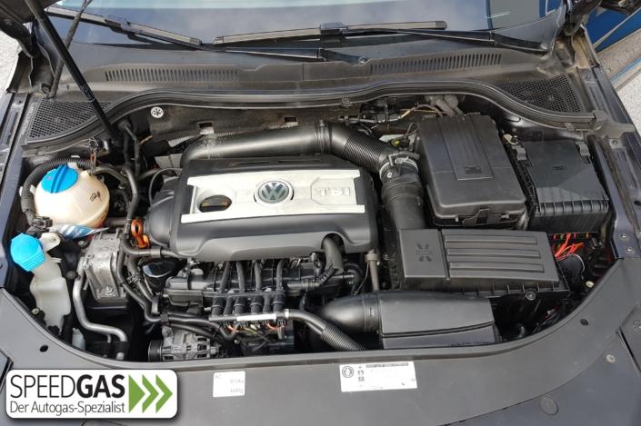 Passat CC Motor