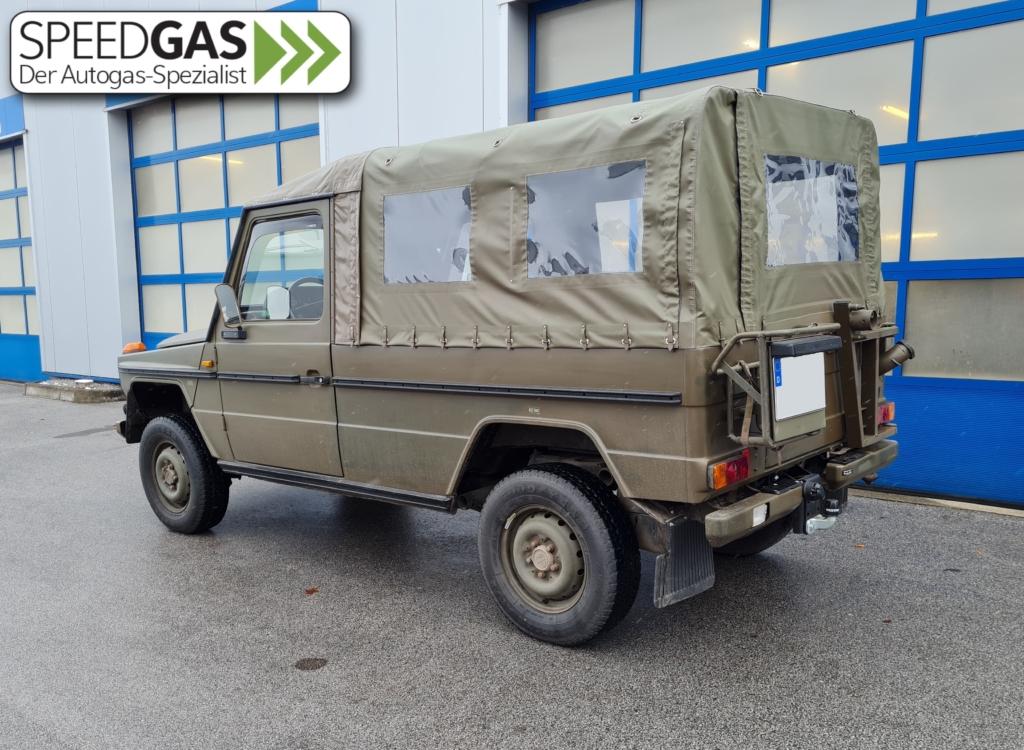 Puch GE230 LPG Autogas